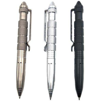 Metal Tungsten Steel Defense Tactical Pen Multi-function Metal Pen Outdoor Escape Ball Pen