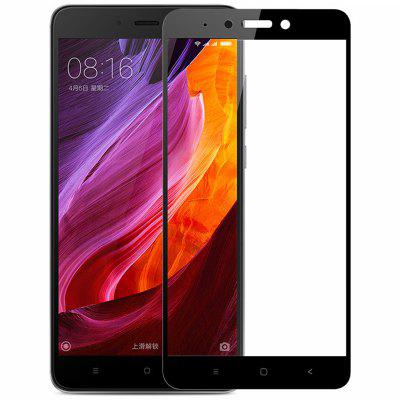 Protecteur d'écran en verre trempé 2PCS pour Xiaomi Redmi Note 4 Global Version