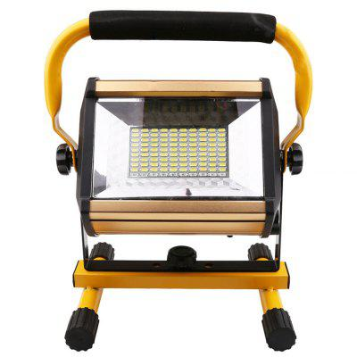 BRELONG Portable Multi-function Rechargeable Camping Work Floodlight Without Battery