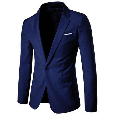 Business Casual Suits Wedding One Buckle Suit Jacket