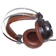 MV Headsets Bass Gaming Headphones with Mic for Mobile Phone PC Xbox