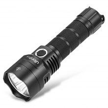 Utorch C8F 3500lm Triple Reflector Tactical LED Flashlight