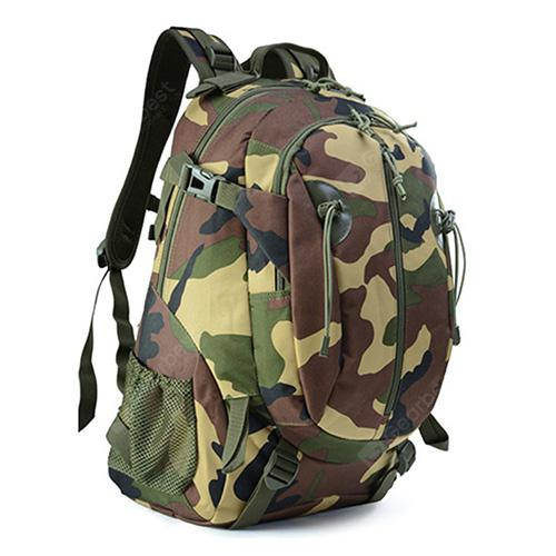 ad589491da2d Camouflage Tactical Backpack Large-capacity Outdoor Sports Oxford ...