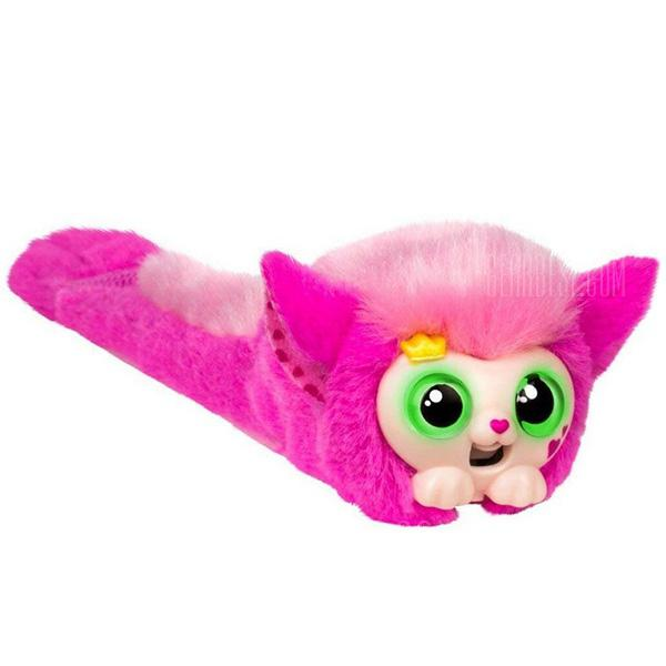 Eskumuturrekoa Pets Slap Band Toy - HOT PINK