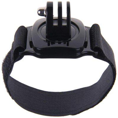 A4349 360 Degree Rotating Arm Band Wrist Band Waterproof Case