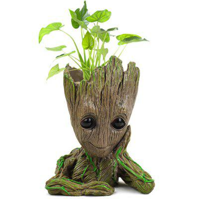 Tree Man Hand Toy