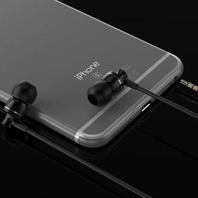 Metal Universal In-ear Earphone for Universal Android Phone