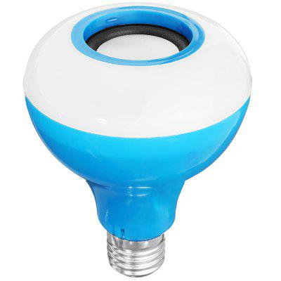 E27 Smart Bluetooth Music Bulb Led Colorful Speaker Wireless With Remote Control Audio Light