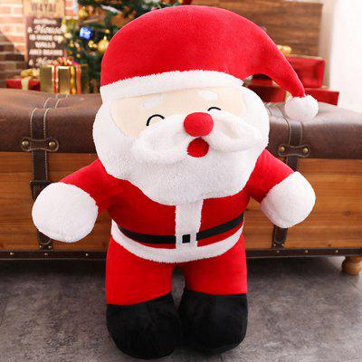 393 Christmas Cute Santa Plush Toy Doll ( Small Paragraph)