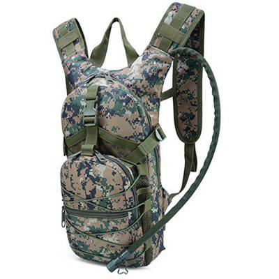 Oxford Cloth Sports Backpack Shoulder Tactical Outdoor Camouflage Backpack