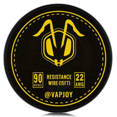 VAPJOY CSJ009 Ni90 Heating Wire 22AWG 15ft Spool