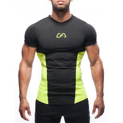 Men Gym Fitness T-Shirt