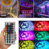 ZSD-005 44-key RGB Remote Control 5 M 5050 Light Non-waterproof 5A Power Set Smart Light Strip - MULTI