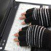 Winter Warm USB Electric Neutral Gloves - PURPLE