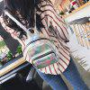 Backpack Girls Small Back Bag Rucksack Children Cute Stylish - SILVER