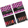 POPFEEL Mini Lipstick Sample Lip Gloss Set - MULTI-A