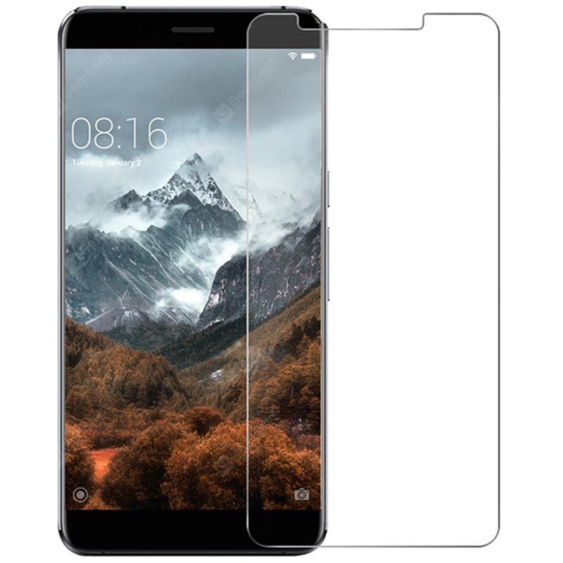 Naxtop Tempered Glass Screen Protector for Ulefone Power 3S 2pcs