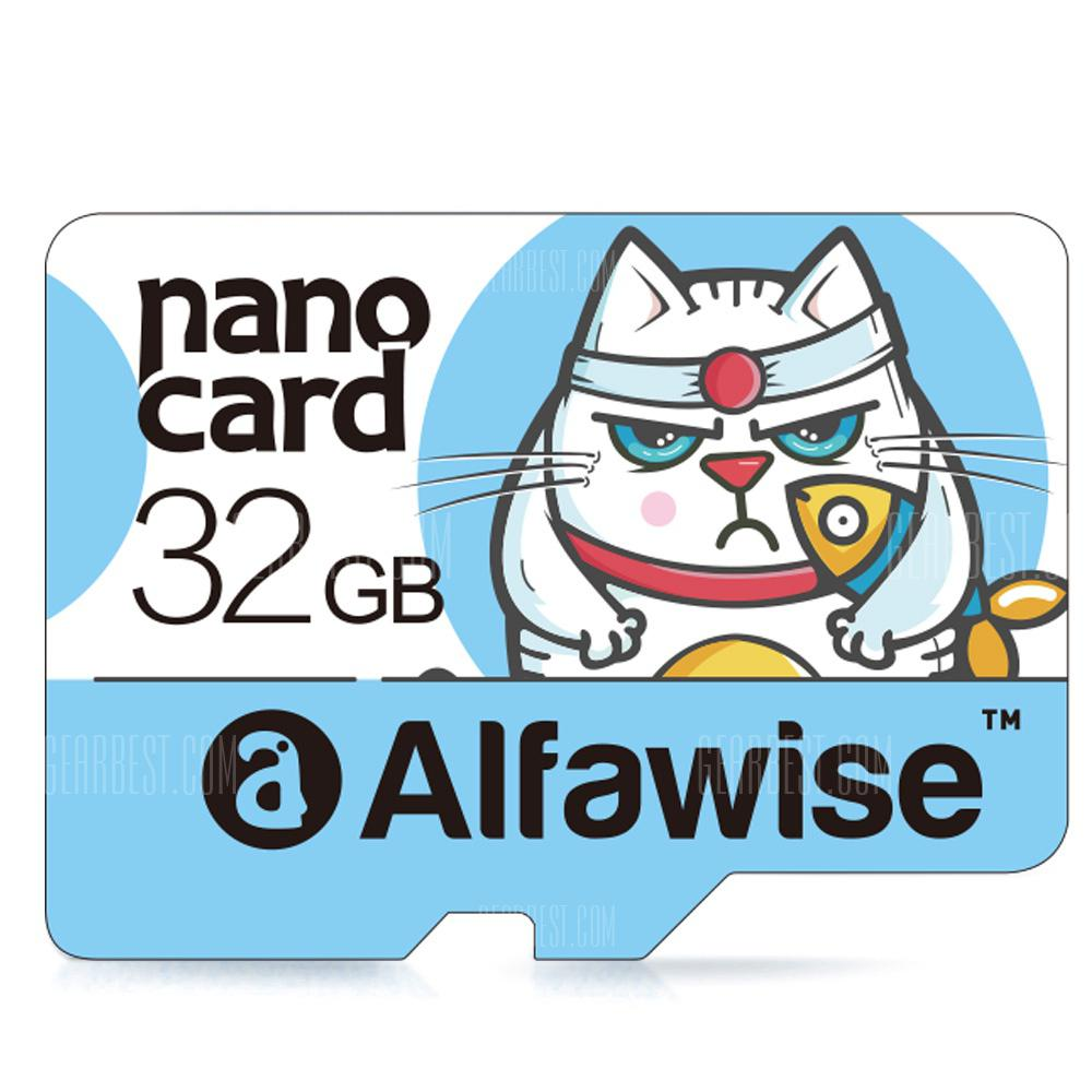 Gearbest Alfawise 32GB Micro SD Class 10 UHS-1 Memory Card