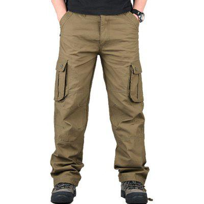 Pocket Multi-functional Casual Autumn Trousers Outdoor Men's Pants