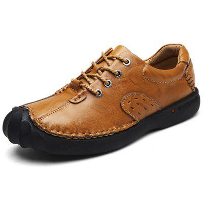 Casual Oxford Shoes Men Shoes