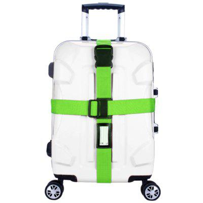Password Lock Luggage Belts Suitcase Packing Strap