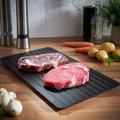 Practical Rapid Defrosting Thawing Board