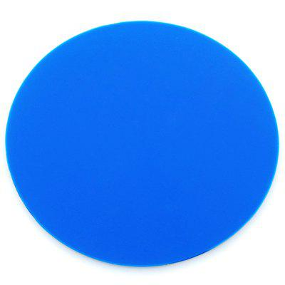 Round Silicone Coaster Insulation Pad Slip for Household