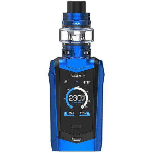 SMOK SPECIES Kit Supporting 2pcs 18650 Batteries