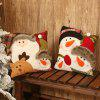 Christmas Snowman Pillow Cushion Decoration Christmas Child Gift - WIT