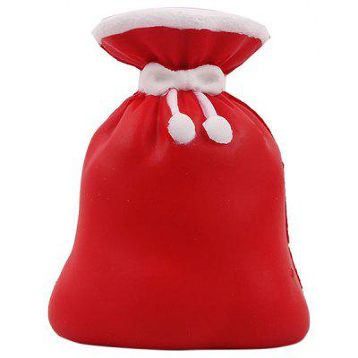 PU Slow Rebound Simulatie Christmas Gift Bag Decompressie Toy