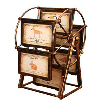 Ferris Wheel 5 Inch Photo Frame / Album