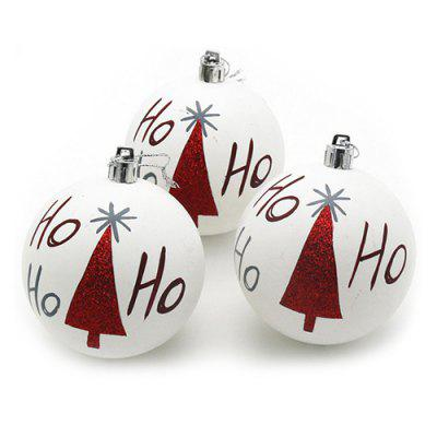 Christmas Decorations Matte Ball