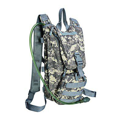 Army Fan Tactical Backpack Outdoor Camping Travel Bag