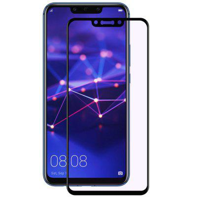 Hat-Prince 0.2mm 9H 3D Full Screen Covered Tempered Glass Protector for HUAWEI Mate 20 Lite