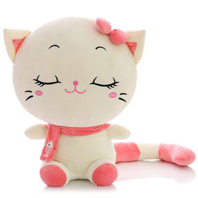 Plush Toy Cat Doll Pillow