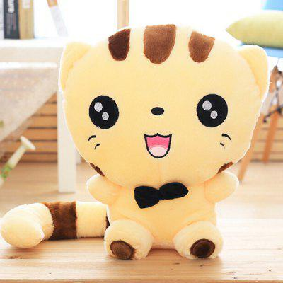 Plush Toy Cat Pillow Doll