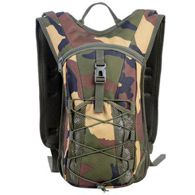 Cycling Hiking Shoulder Tactical Backpack Outdoor Hiking Water Bag Backpack
