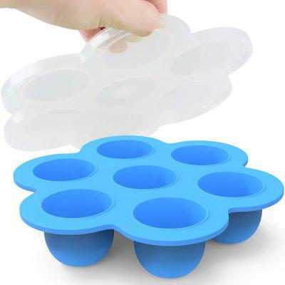 Silicone Cover Steaming Egg Mold for Oven / Microwave / Steamer
