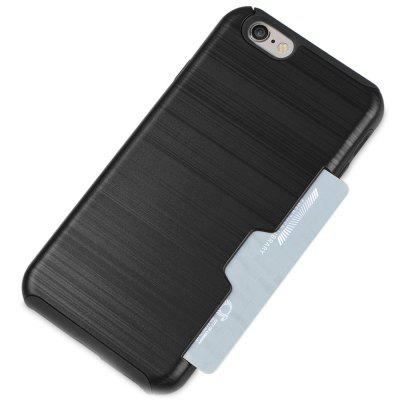 Angibabe Ultra-thin Phone Case with Card Slot for iPhone 6 Plus 5.5 inch
