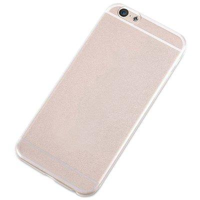 ASLING Ultra-thin Series of Anti-drop Transparent TPU Soft Phone Case for iPhone 6S / 6