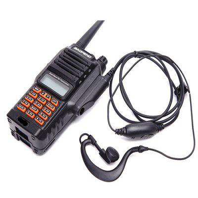 9700 Walkie Talkie waterdichte machine-oortelefoon