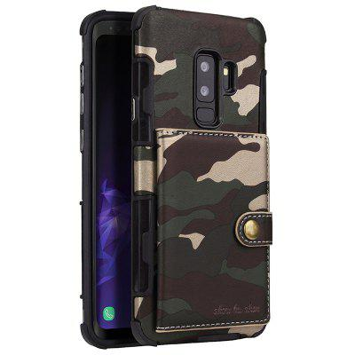 Car Holder Function Fashion Phone Case for Samsung Galaxy S9