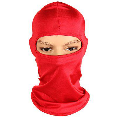 Outdoor Riding Mask Bicycle Motorcycle Windproof Sunscreen Dustproof Masked Mask Hood