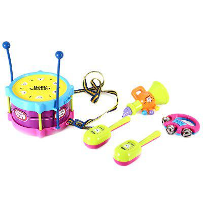 Children Musical Toy Jazz Drum Set