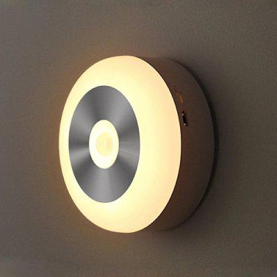 Infrared Human Contro Intelligent Induction Night Light