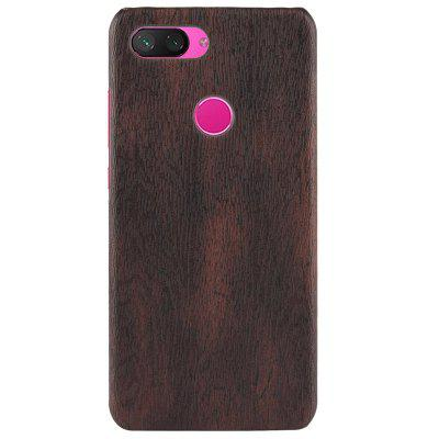 Luanke Wood Grain Protective Phone Case for Xiaomi Mi 8 Lite / 8 Youth / 8X