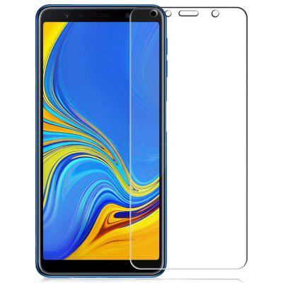Naxtop Tempered Glass Screen Protector for Samsung Galaxy A7 2018