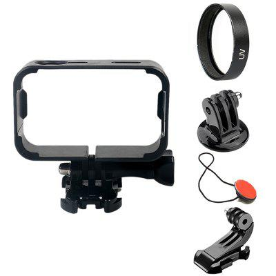 Sports Border UV Mirror Connector Safety Buckle J- Seat Accessories Suit for Xiaomi Mijia Small Camera