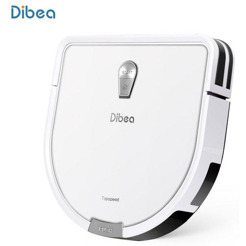 Dibea GT200 Smart Gyroscope Sweeper Automatic Cleaning Robot