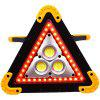 30W Multi-function Triangle COB Charging Work Light - GOLDENROD